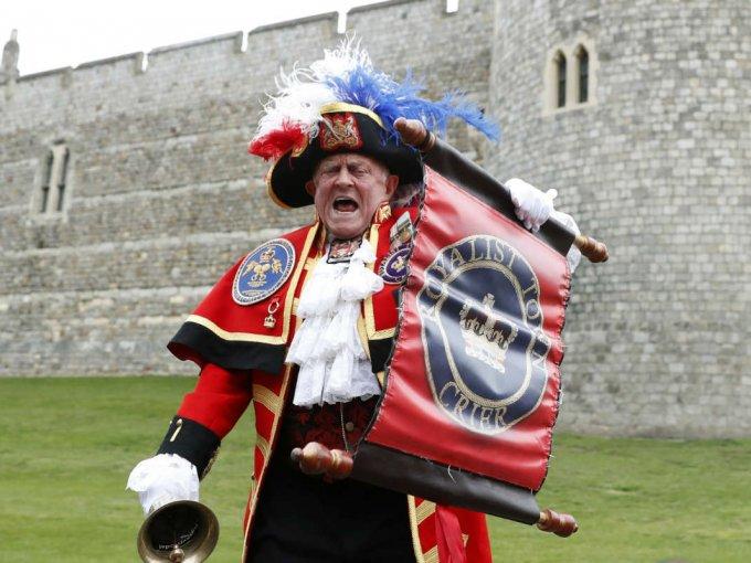 Es una tradición que cada que nace un nuevo miembro de la familia real se haga un anuncio público.