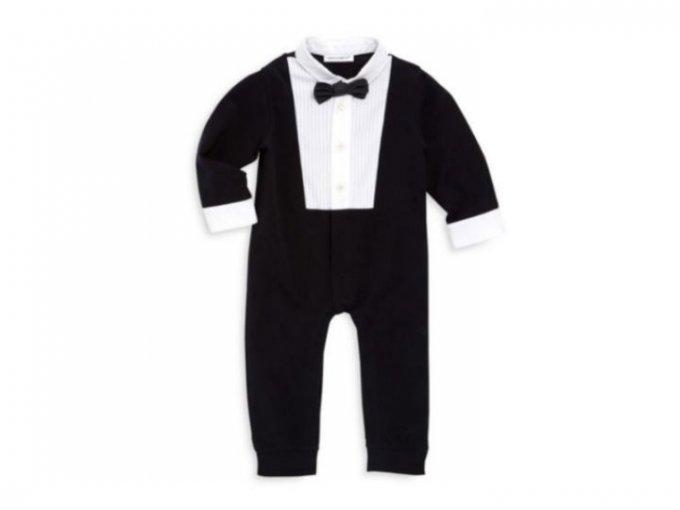 Un trajecito de algodón de Dolce & Gabbana para un bebé de hasta 24 meses cuesta 7,600 pesos.