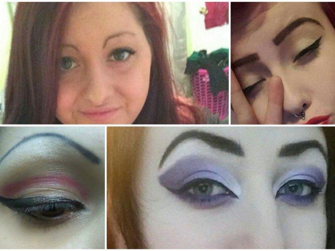 Estos son algunos ejemplos de lo que no debes hacer cuando maquillas o depilas tus cejas.