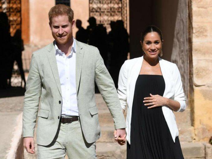 El embarazo no ha impedido que Meghan y Harry hagan viajes oficiales.