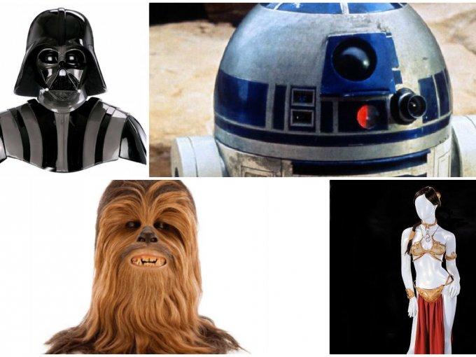 Estos son algunos de los artículos de Star Wars más caros.