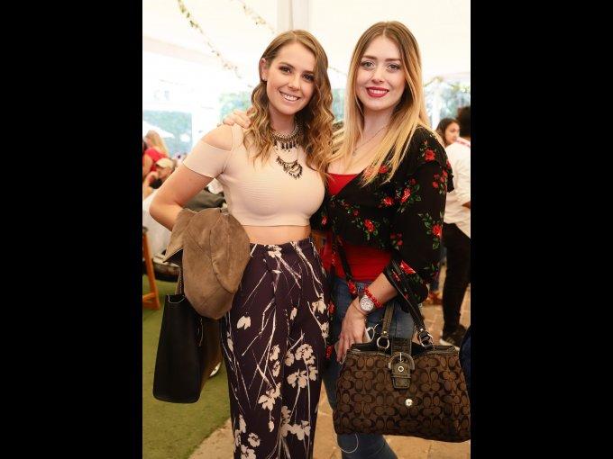 Andrea Sola y Fabiola Santoscoy