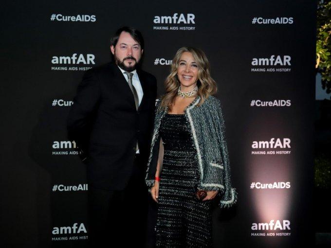 Armando Salinas y Gabriela Serna