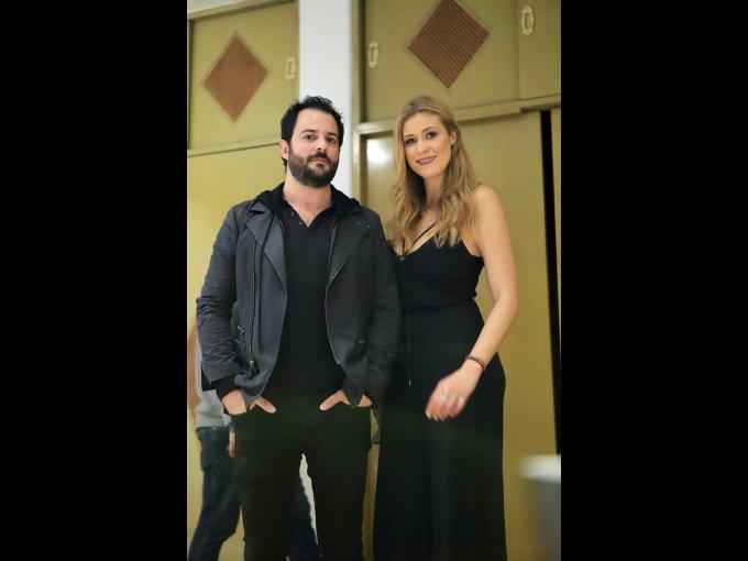 Juan Morera y Mariana Fresnedo