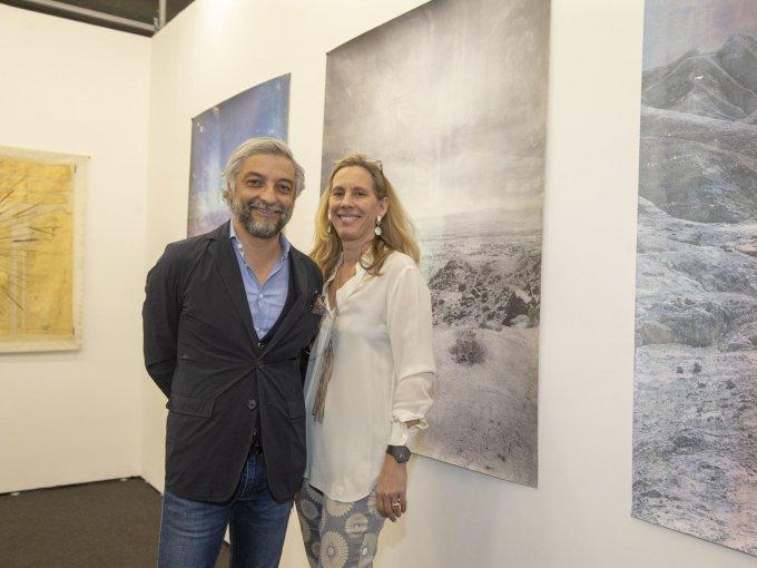 Alejandro y Cristina Escudero