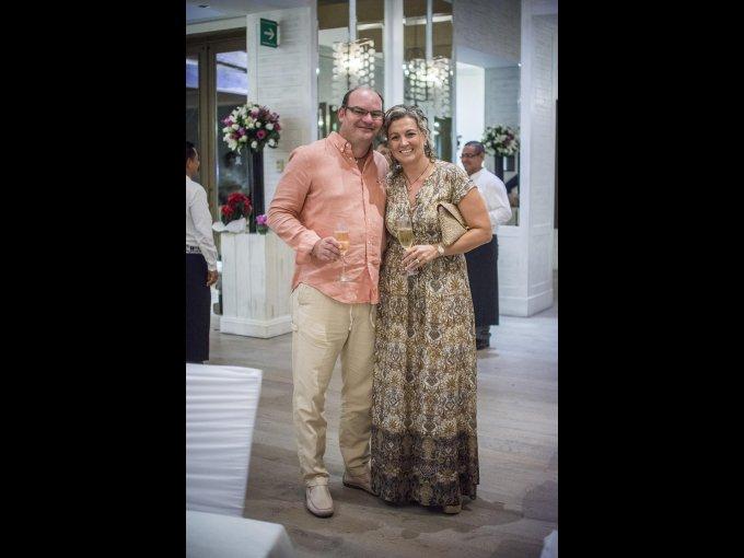 Ricardo y Ana Lucía Trueba