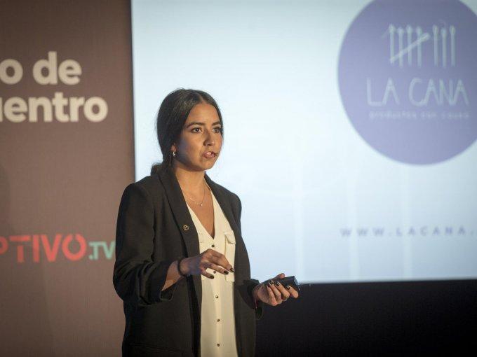 Raquel Aguirre de La Cana