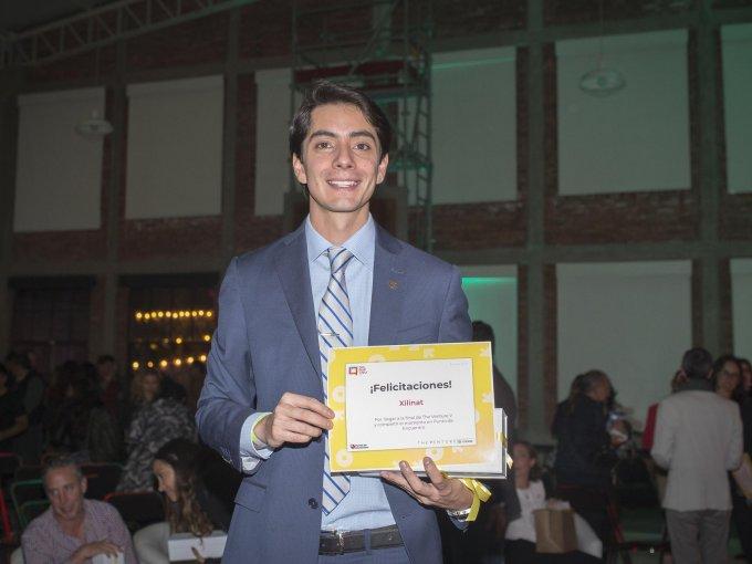 Javier Larragoiti, socio fundador de XiliNat