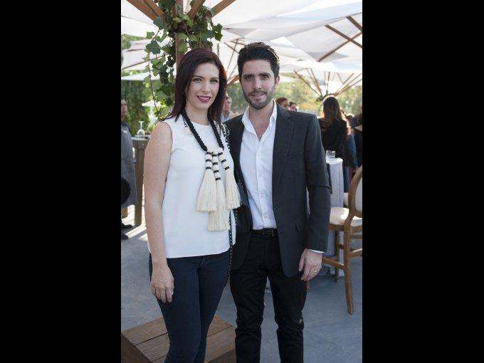 Michelle y Gonzalo Leaño Aceves