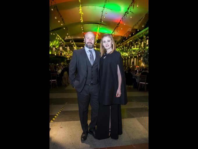 Alfonso Novelo y Gabriela Riviello