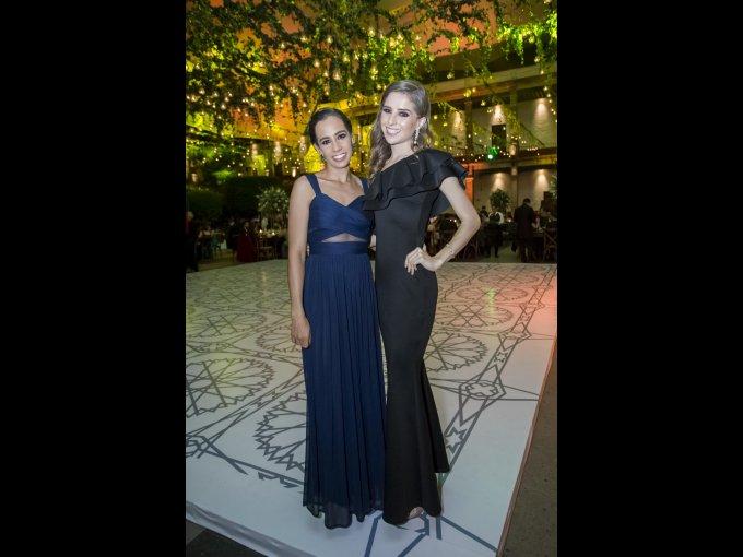 María José Novelo e Iliana Paredes