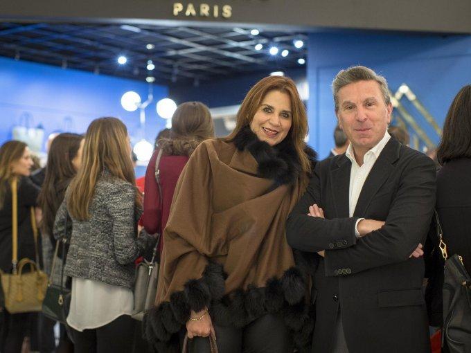 María Esther Villar y Rafael Micha