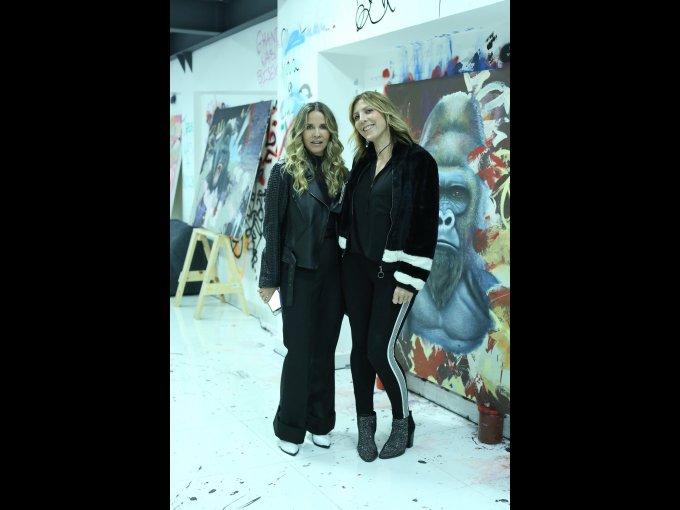 María Sáenz y Carla Weinberg