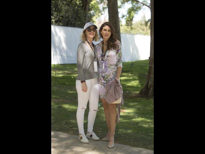 Cecilia y Ana Paula Carral