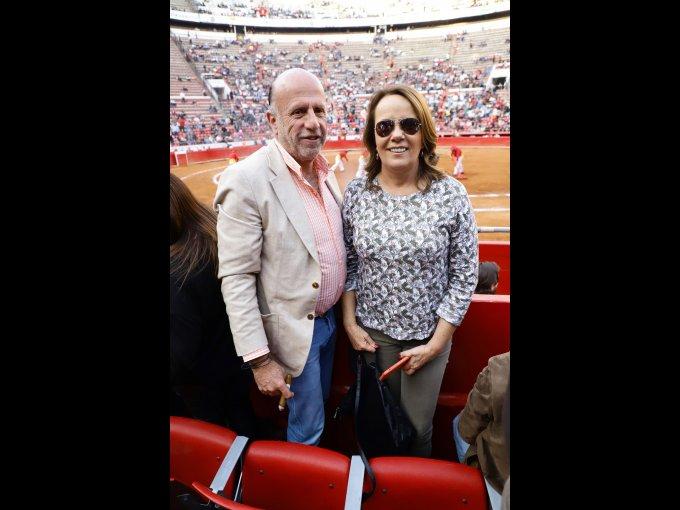 José y Maite Martínez Vértiz