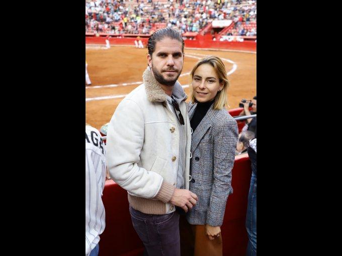 Javier Sordo Madaleno y Marta Rivera Torres