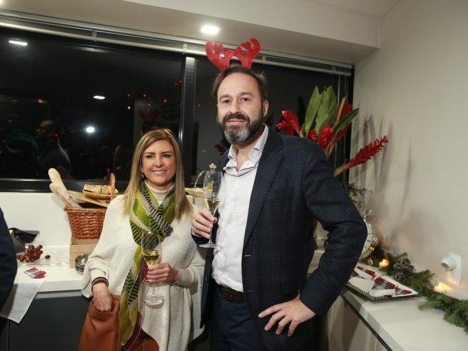 Paulina Vélez y Raúl Peñafiel