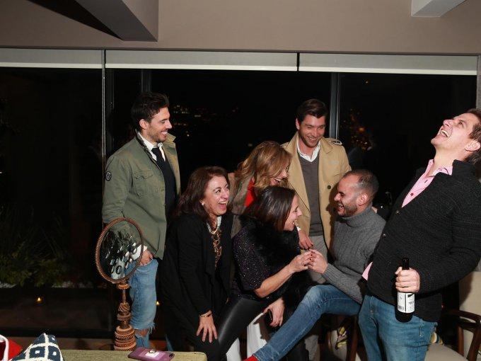 Rodolfo Bello, Anel García, Paulina Ricardi, Sylvia Rivera, Ricardo Sandoval, Juan Pablo Molinar y Roberto Domínguez