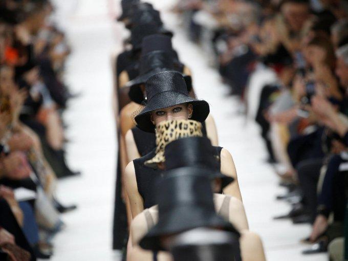Dior presenta su nueva colección en Paris Fashion Week. Mira las fotos: