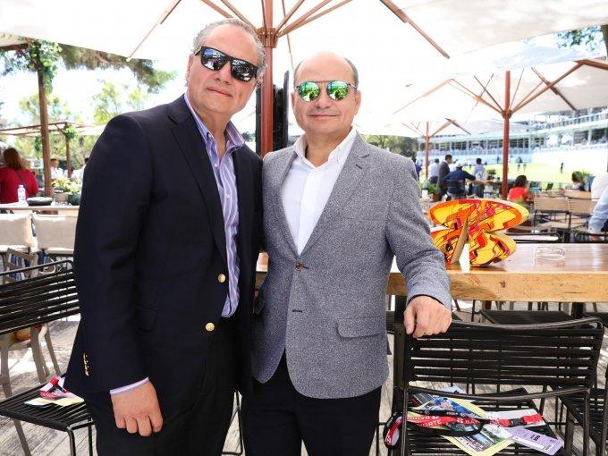 Óscar y Alfonso Sastre