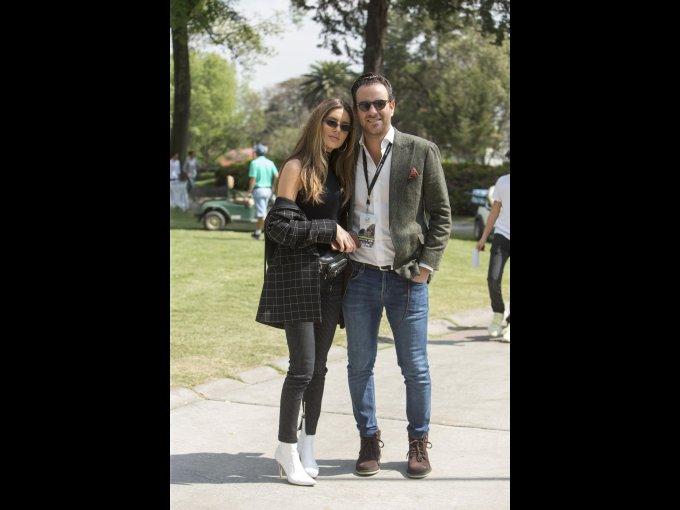 Daniela Grisi y Rodrigo Name