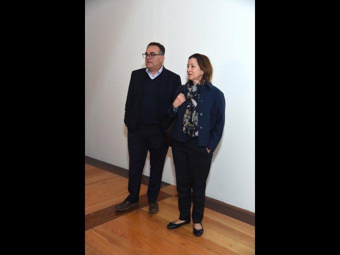 Enrique Almaráz y Mónica Guajardo
