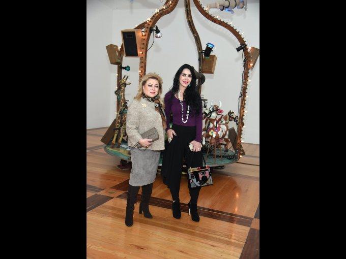 Marina Benavides de Castilla y Martha de Ruiz
