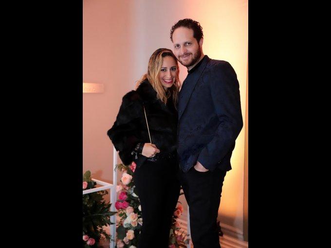 Fredelle y Alberto Sacal