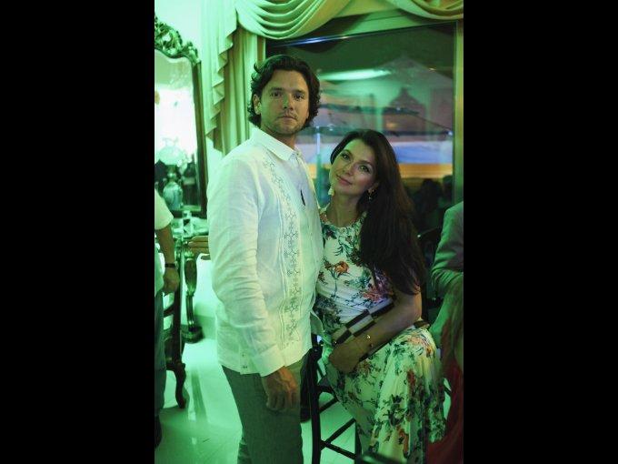 Marco Espinosa y Oana Mihaela Baesu
