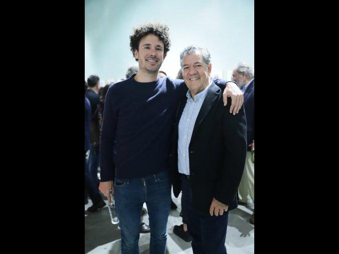 Antonio Vilches e Ignacio Urquiza