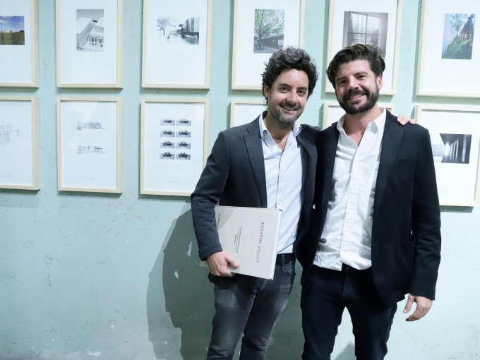 Ignacio Urquiza y Bernardo Quinzaños