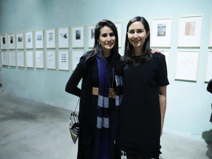 Anahí Casas con Ana Laura Ochoa