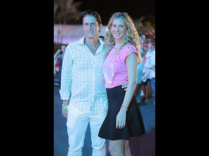 Arturo y Tania Grinberg