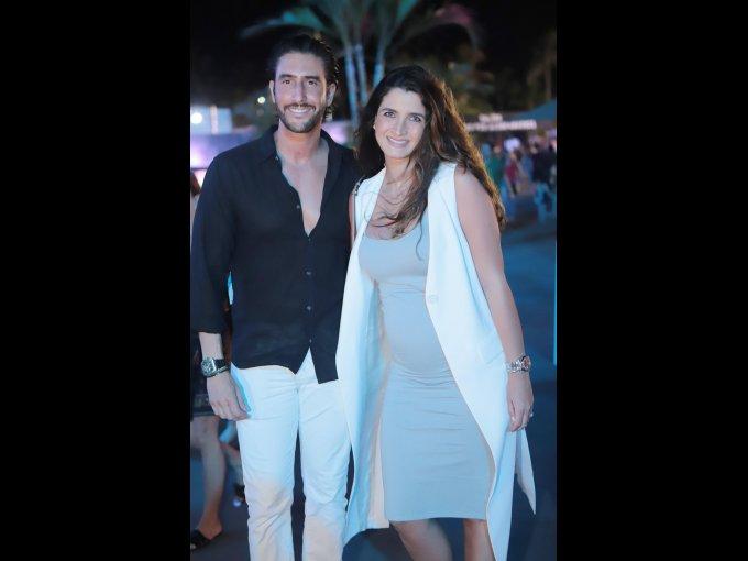 Rodrigo Ruiz de Teresa y Alejandra Gómez Sainz