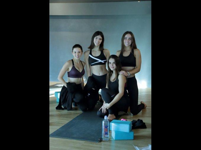Valeria Ellis, Valeria Zanche, Aída García de Alba y Sofía Ochoa