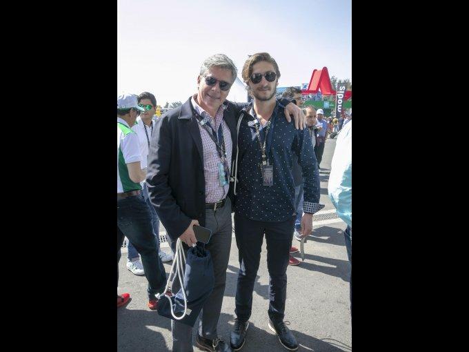 Jaime y José Pablo Guerra