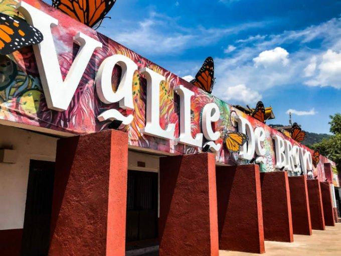 Valle de Bravo es uno de los 121 Pueblos Mágicos de México.