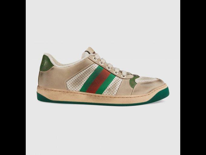 Si quieres estar más cómoda, puedes comprar estos. ¡Son lo último de Gucci!