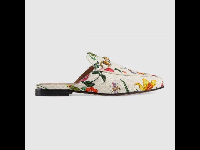Gucci tiene slippers perfectos para primavera y verano.