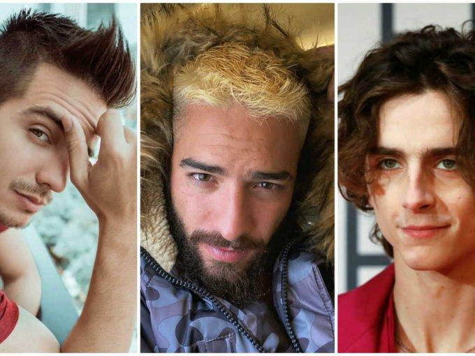 Corte de cabello para famosos