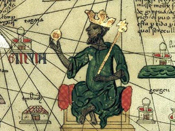 1.-Mansa Musa (1280-1337) fue el rey de Tombuctú. Es referido de manera constante como el hombre más rico de la historia debido a que su reino era el mayor productor de oro del mundo en una época donde la demanda era mucho mayor. Su riqueza era tal que resulta difícil calcularla. Foto: Especial