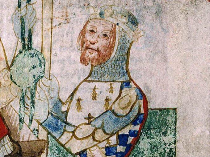 8.-Alan Rufus o Alan el rojo (1040 –1093) era sobrino de Guillermo el conquistador, a quien se unió en la conquista normanda a Inglaterra. Se convirtió en uno de los barones más ricos del país. De acuerdo con el libro 'The Richest of The Rich' murió con una riqueza de 11,000 libras, igual al 7% del PIB de Inglaterra en esa época y equivalente a 194,000 millones de dólares en 2014. Foto: Especial