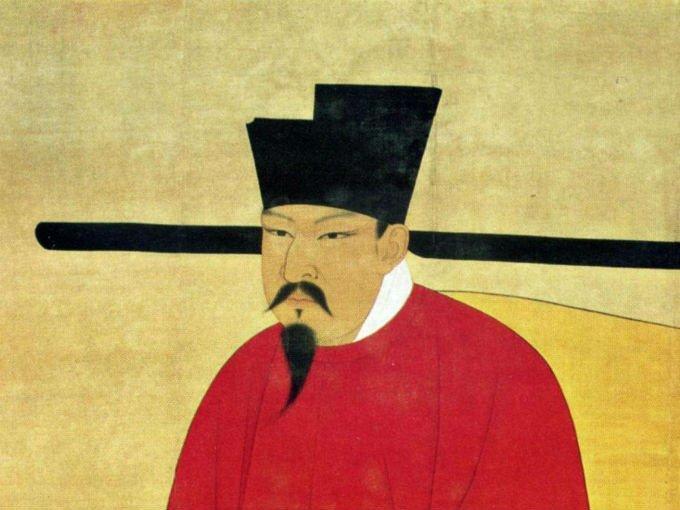 3.-Shenzong (1048-1085) fue el sexto emperador de la dinastía Song de China. Durante su mandato, el PIB de China equivalía a un 25% o 30% del PIB mundial. Foto: Especial