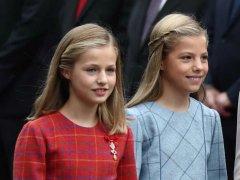 ¿Por qué Leonor es Princesa y Sofía no?