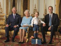 Futuros herederos: Línea de sucesión al trono
