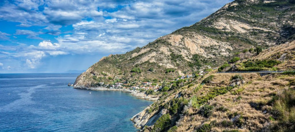 Isla Elba en la paradisíaca Toscana Italiana