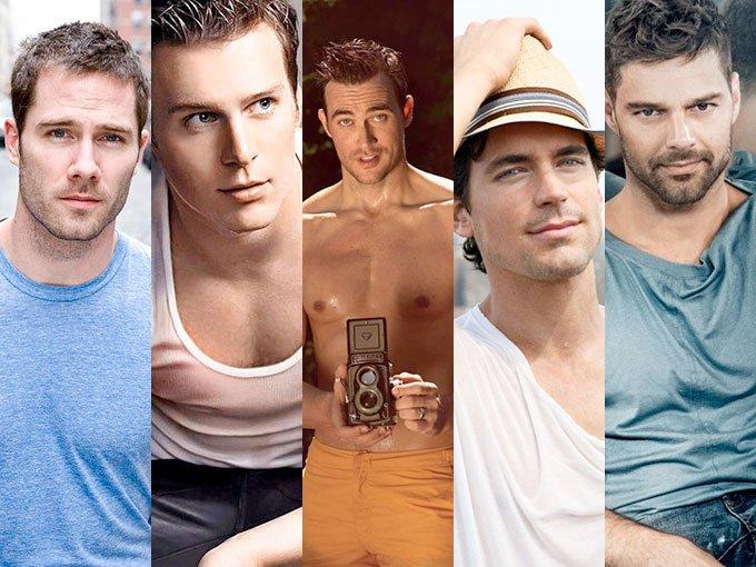 Gays guapos