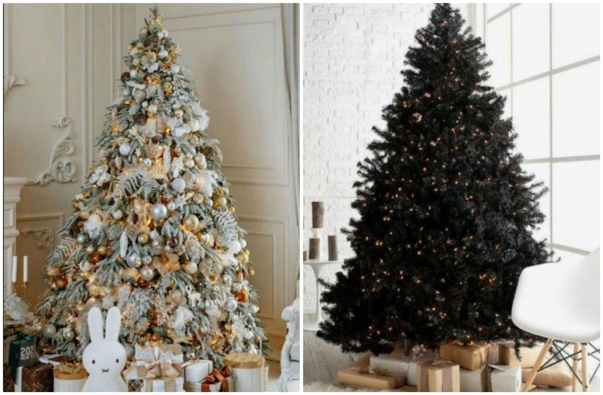 Arbol De Navidad Ideas Decoracion Esferas Doradas 2020 Rsvponline