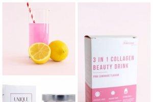 ¡Es rosa y lo amamos! 'Pink Collagen': colágeno bebible para el cuidado de tu piel