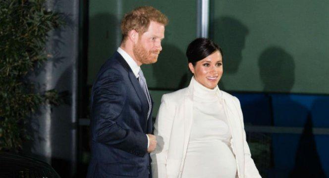 Los duques de Sussex esperan a su primer hijo.